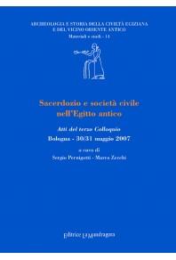 Sacerdozio e società civile nell'Egitto antico