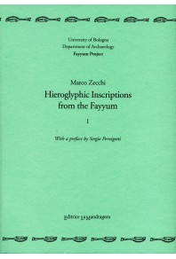 Hieroglyphic inscriptions from the Fayyum - I