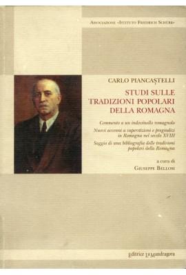 Studi sulle tradizioni popolari della romagna