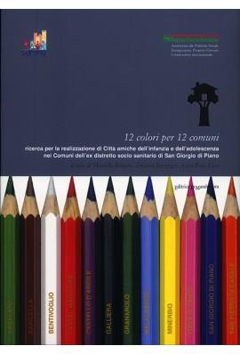 12 colori per 12 comuni