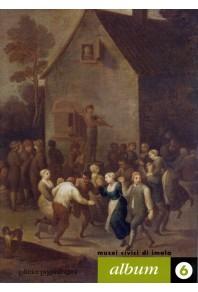 I dipinti di Antonio Beccadelli a palazzo Tozzoni