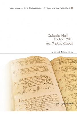 Catasto Nelli 1637 - 1796 reg. 7 Libro Chiese