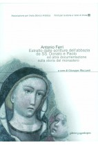 Estratto dalle scritture dell'Abbazia de SS. Donato e Paolo ed altra documentazione sulla storia del monastero