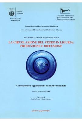 La circolazione del vetro in Liguria produzione e diffusione