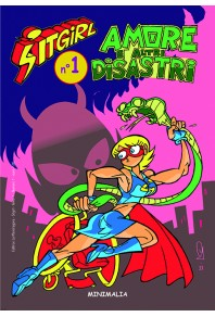 Sitgirl n. 1 - Amore e altri disastri