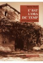 E' bat l'ora de' temp Poesie in dialetto romagnolo