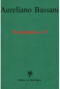 Via Quaini n. 13