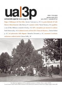ua/3p Università Aperta Terza Pagina n. 1/19
